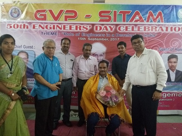 ENGINEERS DAY CELEBRATIONS-2017